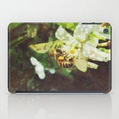 Honey Bee: Emerald iPad Case
