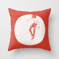Circuitry Surgery 2 Throw Pillow