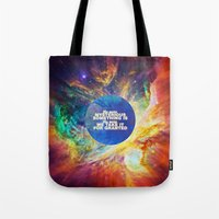 Mysterious Something Tote Bag