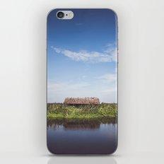 Narew River iPhone & iPod Skin