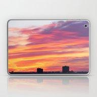 Drama In The Sky Laptop & iPad Skin