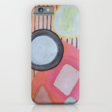 Trapped between two Worlds iPhone 6 Slim Case