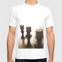 all in a dream Mens Fitted Tee White SMALL