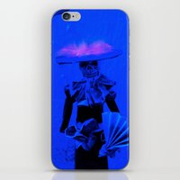 La Huesuda iPhone & iPod Skin