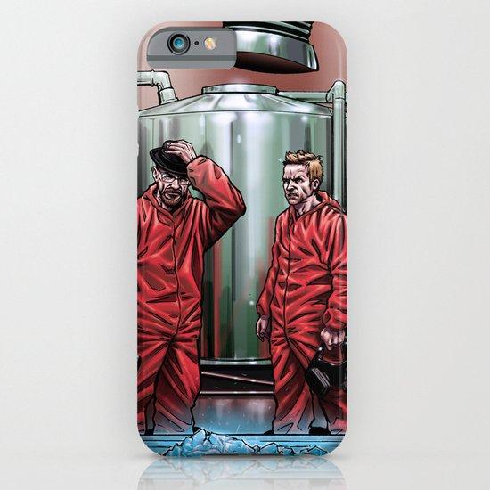 Blue Meth iPhone & iPod Case
