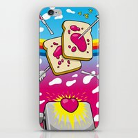 Breakfast Nirvana iPhone & iPod Skin