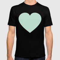 Groove Is In The Heart I… Mens Fitted Tee Black SMALL