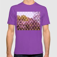 Imaginery Park Mens Fitted Tee Ultraviolet SMALL