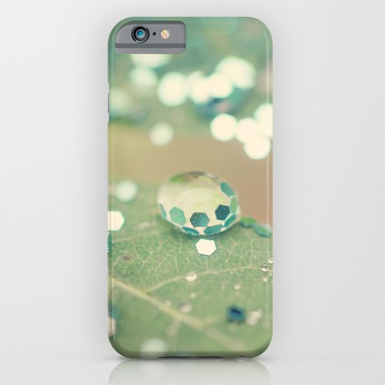 Playing in the Rain iPhone & iPod Case