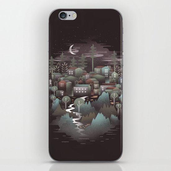 The North iPhone & iPod Skin