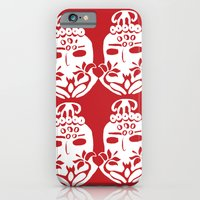 iPhone & iPod Case featuring oval by sandra sisofo
