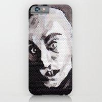 iPhone & iPod Case featuring Nosferatu by danberberich