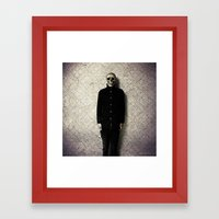 the corpsican Framed Art Print