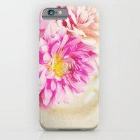 Sweet Peonies iPhone 6 Slim Case