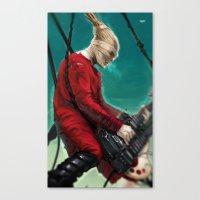 Doof Warrior Canvas Print