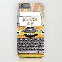 write me iPhone 6 Slim Case