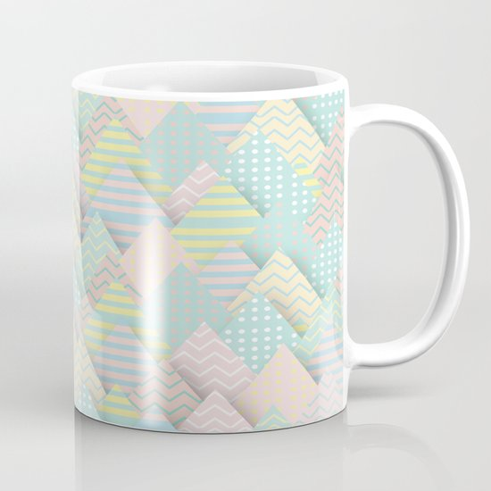 Forest Pastel Mug