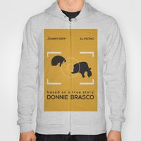 Minimal Poster   Donnie … Hoody