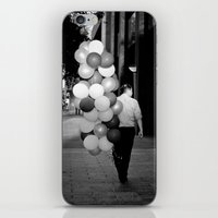 Bunches And Bunches iPhone & iPod Skin
