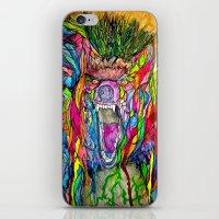 Guardian Of Owl Farm iPhone & iPod Skin