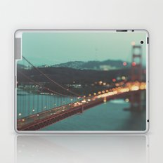San Francisco Golden Gate Bridge, Sweet Light Laptop & iPad Skin
