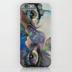 Gothic Butterflies iPhone 6s Slim Case