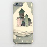 iPhone & iPod Case featuring RAIN by Renia