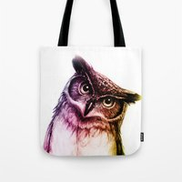 The Wise Mr. Owl Tote Bag