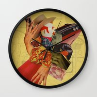 The Most Polite Restrain… Wall Clock