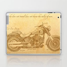 Travel Plan Laptop & iPad Skin