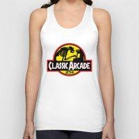CLASSIC ARCADE Unisex Tank Top