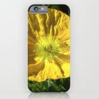 Golden Poppy iPhone 6 Slim Case