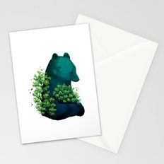 Nature's embrace Stationery Cards
