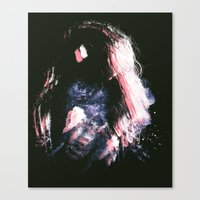 Gone into Horizons Canvas Print