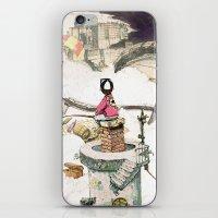 Dream Fishing iPhone & iPod Skin