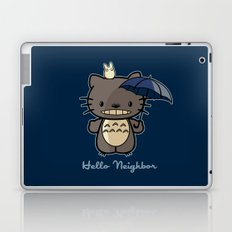 Hello Neighbor Laptop & iPad Skin
