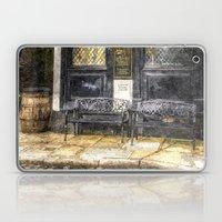 Pub Resting Place Art Laptop & iPad Skin