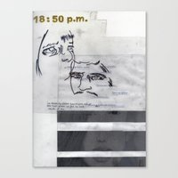 Untitled -0.678 Canvas Print