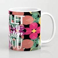 FLOWER TIME Mug