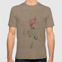 Unnatural Decay  Mens Fitted Tee Tri-Coffee SMALL