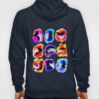 Watercolor Shadow Puppets Hoody