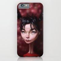 Caricature For A Bjork iPhone 6 Slim Case