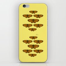 Butterfly Print iPhone & iPod Skin