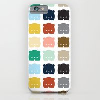 Bears, Bears, Bears iPhone 6 Slim Case