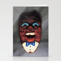 Necrotic California Raisin Nightmare Fuel Stationery Cards