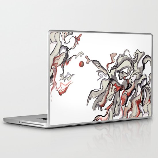 Apple of Discord Laptop & iPad Skin