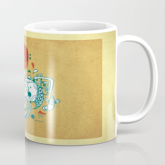 Obey your will Mug