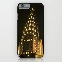 Chrysler Building at Night iPhone 6 Slim Case