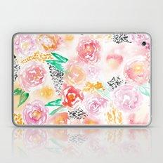 Abstract Watercolor III Laptop & iPad Skin