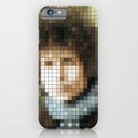 Bob Dylan - Blonde On Bl… iPhone 6 Slim Case